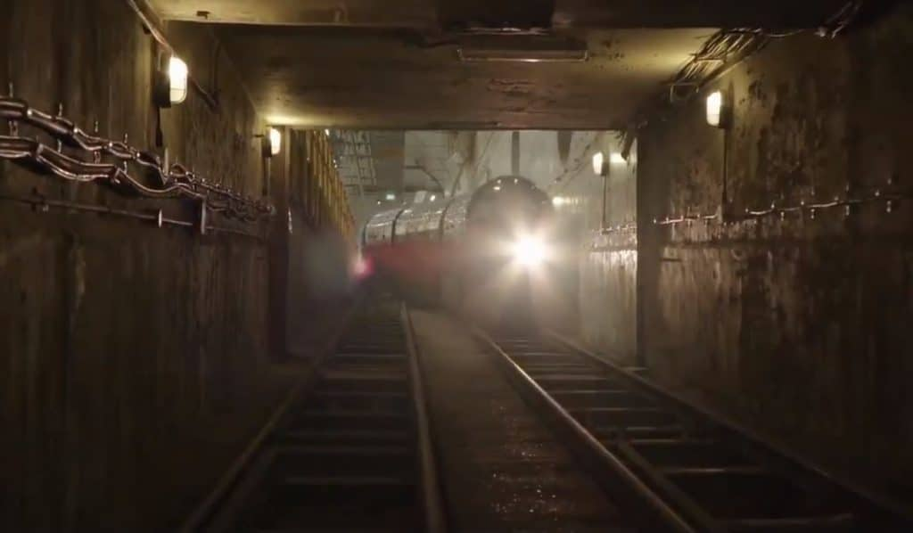 You Can Now Take A Virtual Ride On The Postal Museum's Underground Mail Rail