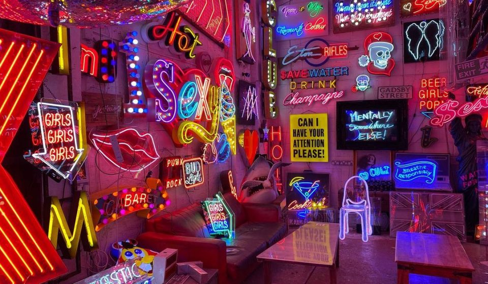 This Neon Wonderland Is Guaranteed To Light Up Your Life • God's Own Junkyard