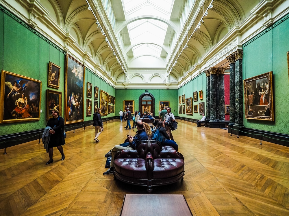 Here's When All Of London's Art Galleries Are Planning To Reopen
