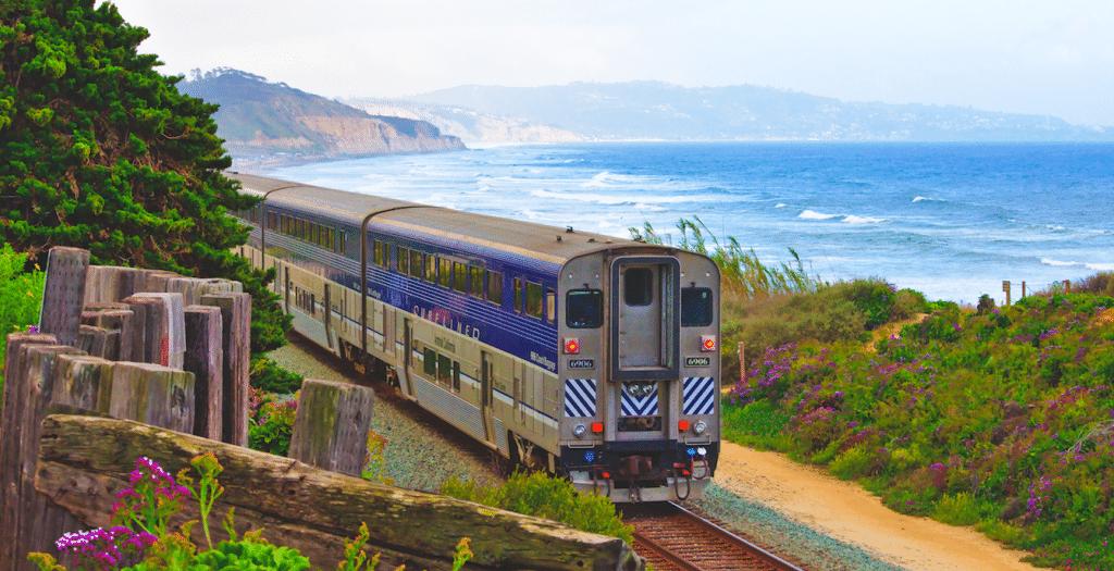 US Rail adventure
