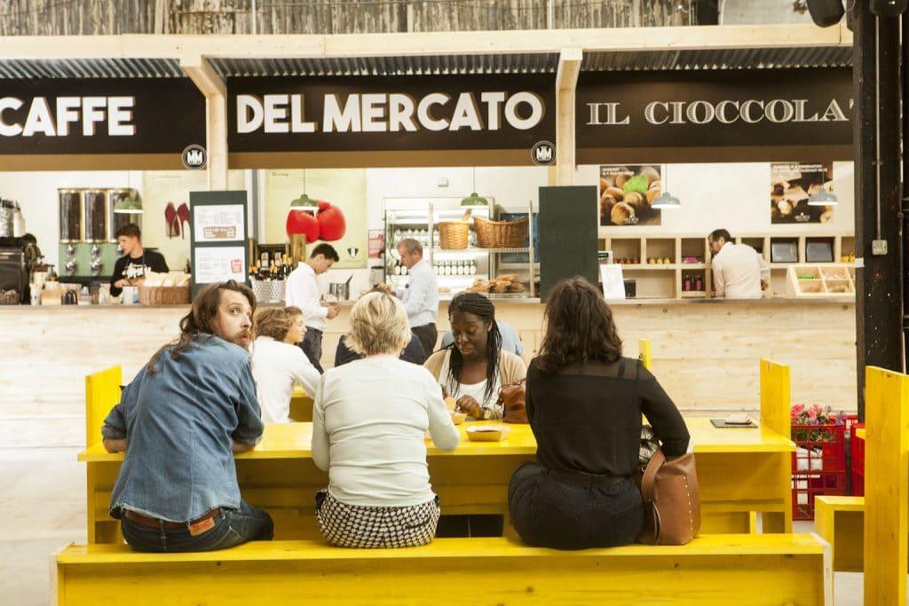 Popular Street Food Spot Mercato Metropolitano Has Reopened To The Public