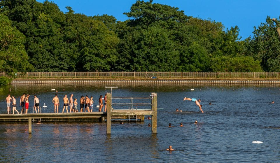 The Hampstead Heath Swimming Ponds Might Reopen On July 4