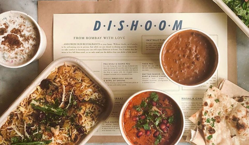 Legendary Indian Restaurant Dishoom Is Delivering To Londoners Again