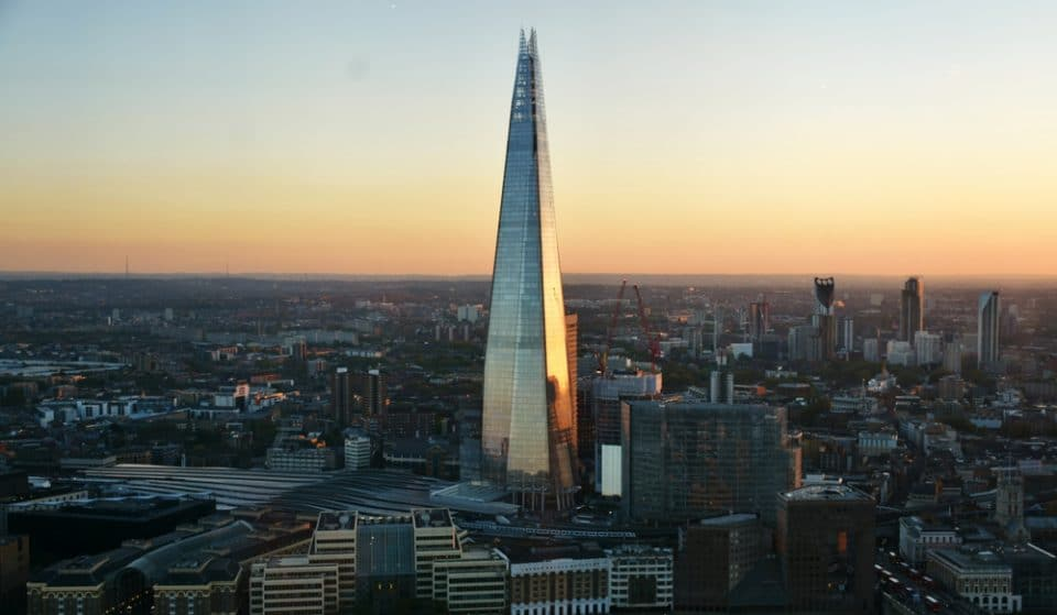 The View From The Shard Has Reopened For Wanders Amongst The Clouds