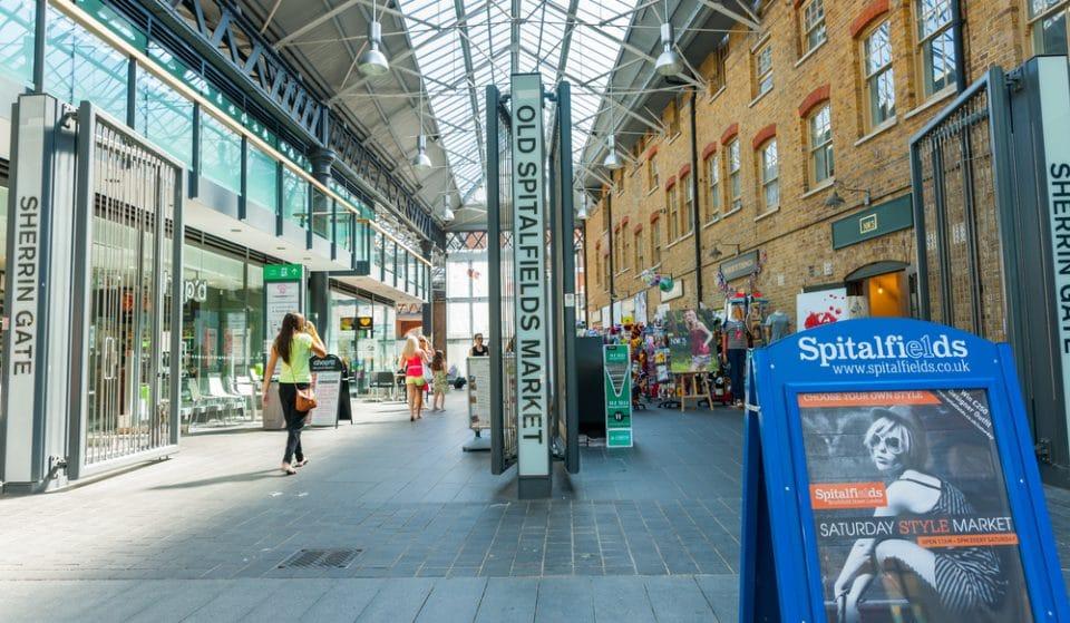 Spitalfields Market Will Return To Trading On Monday