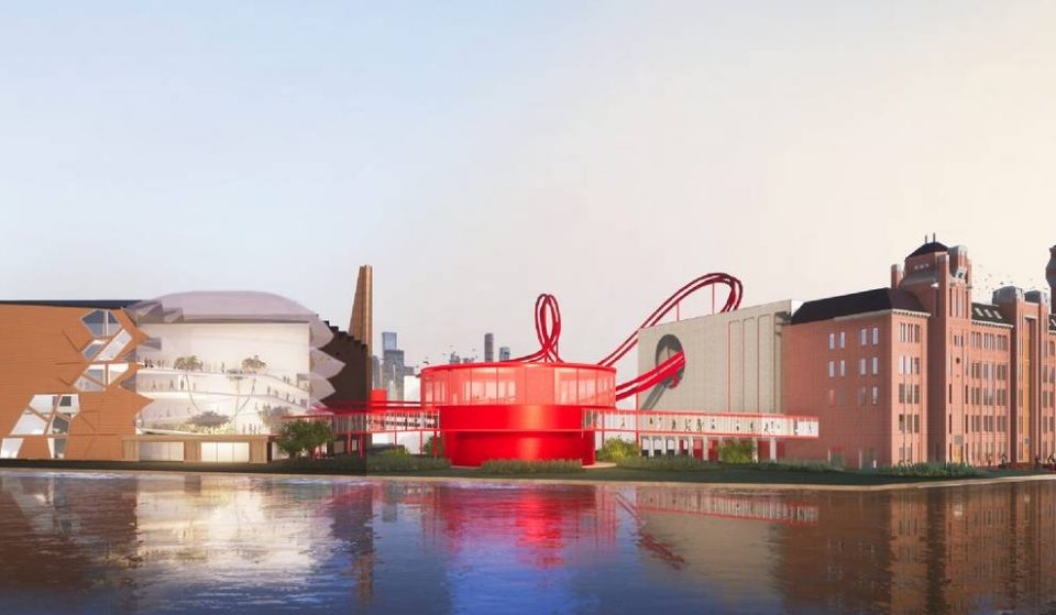 A 'Willy Wonka' Style Chocolate Factory Is Set To Hit Amsterdam