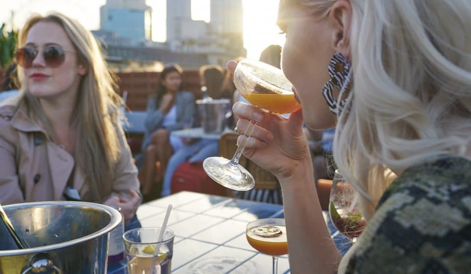 This Lovely London Rooftop Is Hosting A Fab Bottomless Brunch All Summer Long