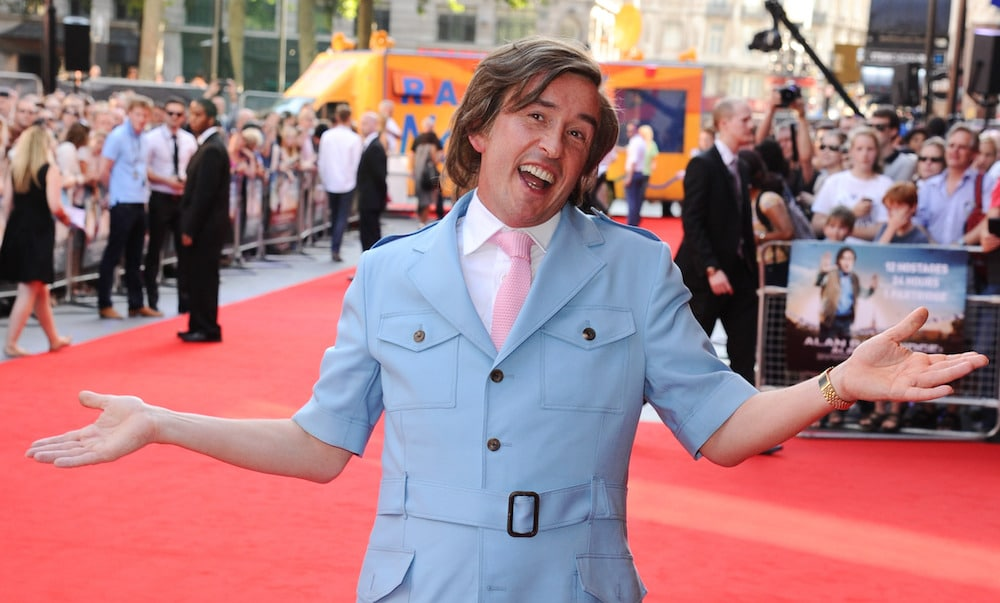 Alan Partridge Hits The Back Of The Net With A New Podcast Produced From His Shed