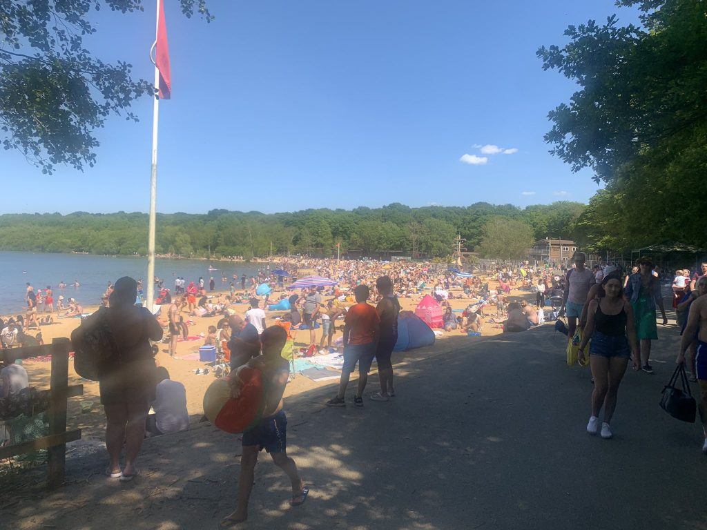 Ruislip Lido Forced To Close After Visitors Ignore Social Distancing