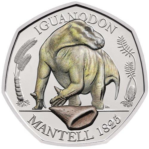 Dinosaur coins