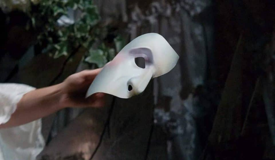 The Phantom Of The Opera Will Be Streaming For Free Online Tonight