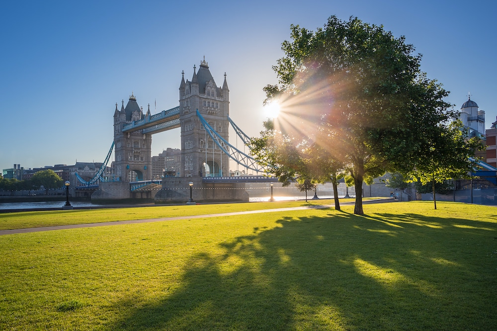 We're Getting A Four-Day Heatwave In London This Week With Highs Of 34°C