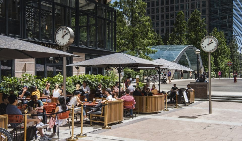 Canary Wharf Has Everything You Need To Live Your Best Day Out In The City