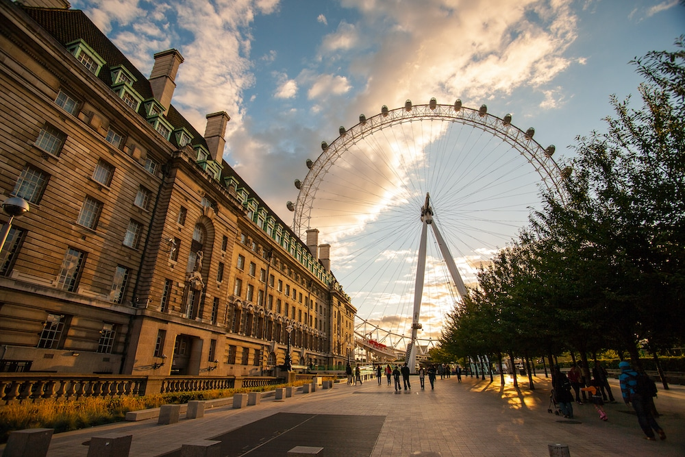 The London Eye Has Announced Its Reopening Date