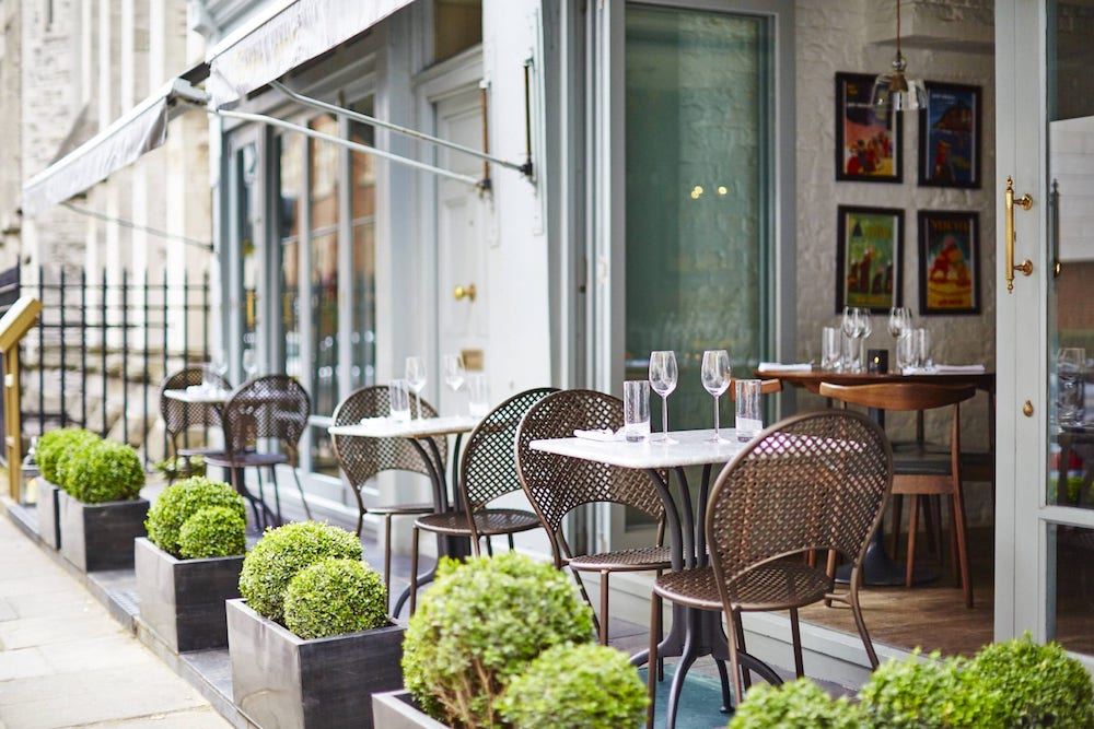 These London Michelin Star Restaurants Are Taking Part In The Eat Out To Help Out Scheme