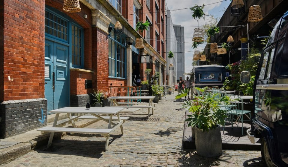 A Mexican-Themed Cocktail And Taco Bar Has Arrived In London Bridge • Nine Lives Alley