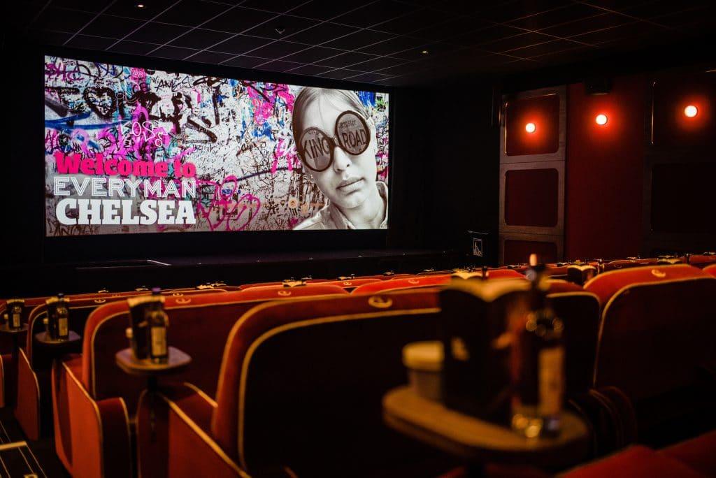 Cinephiles Rejoice, Because Chelsea Just Got A Boutique New Cinema