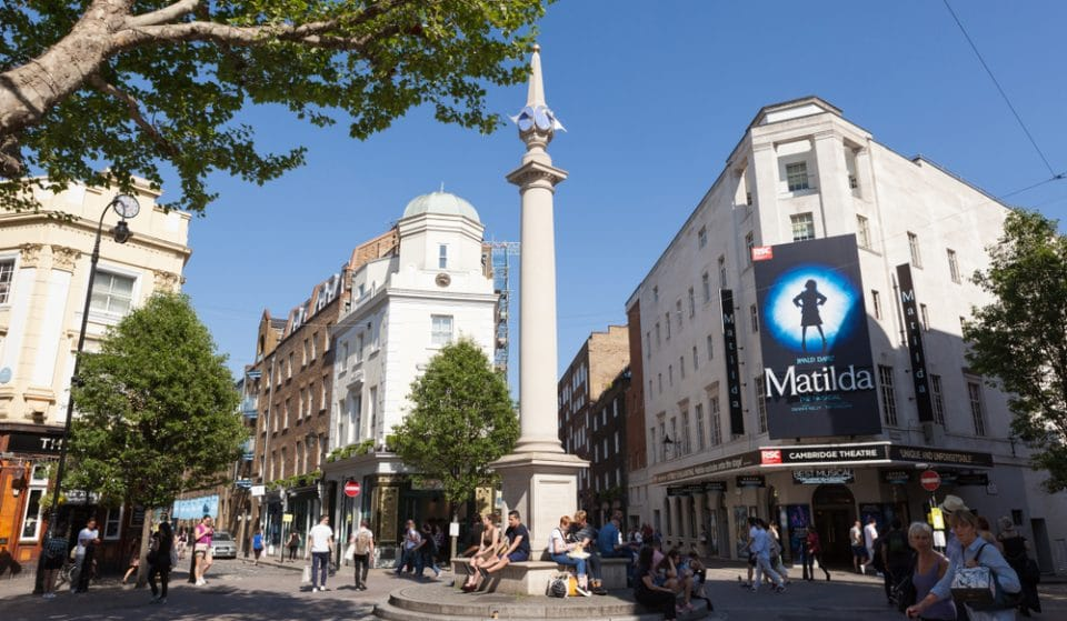 Seven Dials Will Be Pedestrianised From August