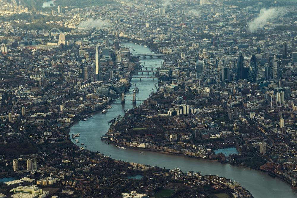Thames plastic pollution