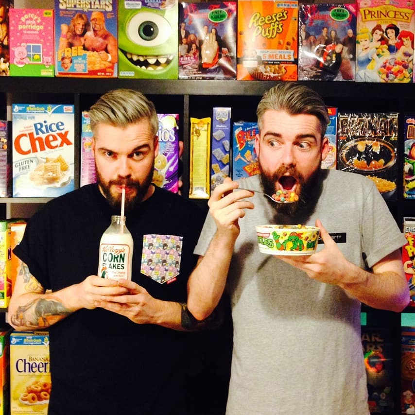 London's Famous Cereal Killer Cafés Have Been Forced To Close Permanently