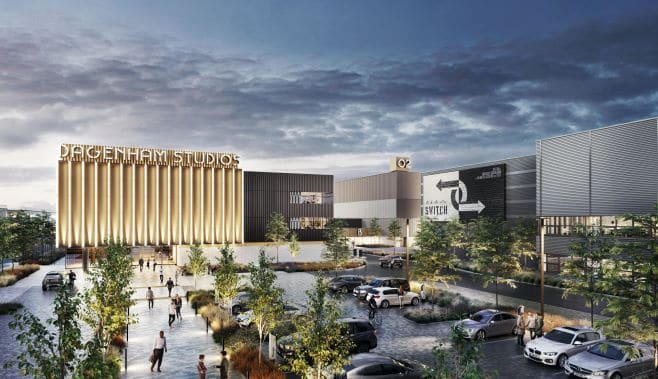 A Giant New Film Studio Is Set To Be Built In Dagenham