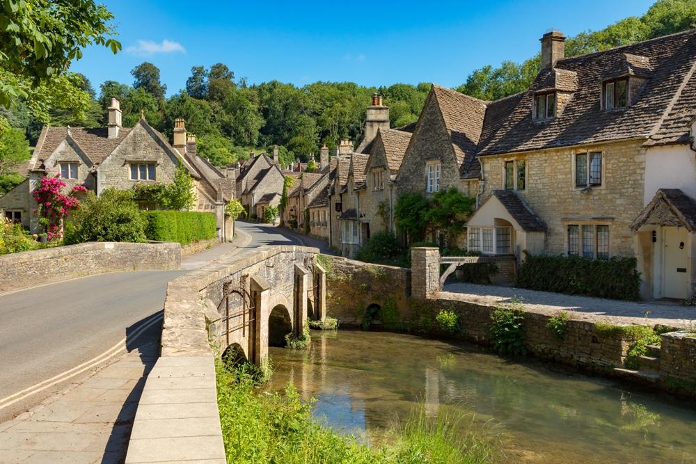 Prettiest villages UK