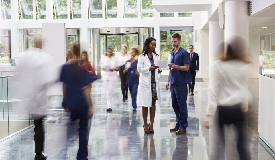 South London Is Getting A Brand New 'Coronavirus-Proof' Hospital