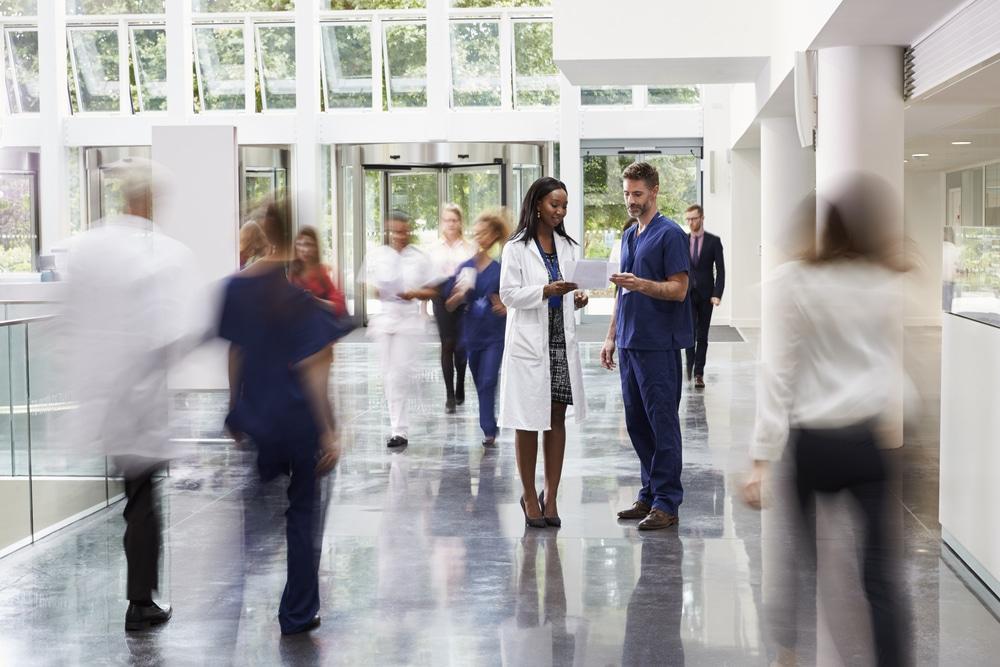 Coronavirus proof hospital