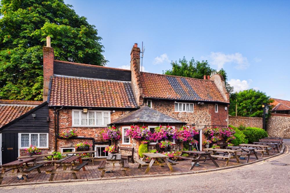 Oldest pubs UK