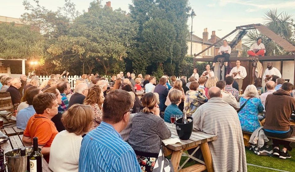 Glorious Outdoor Shakespeare Performances Are Coming To London's Beer Gardens