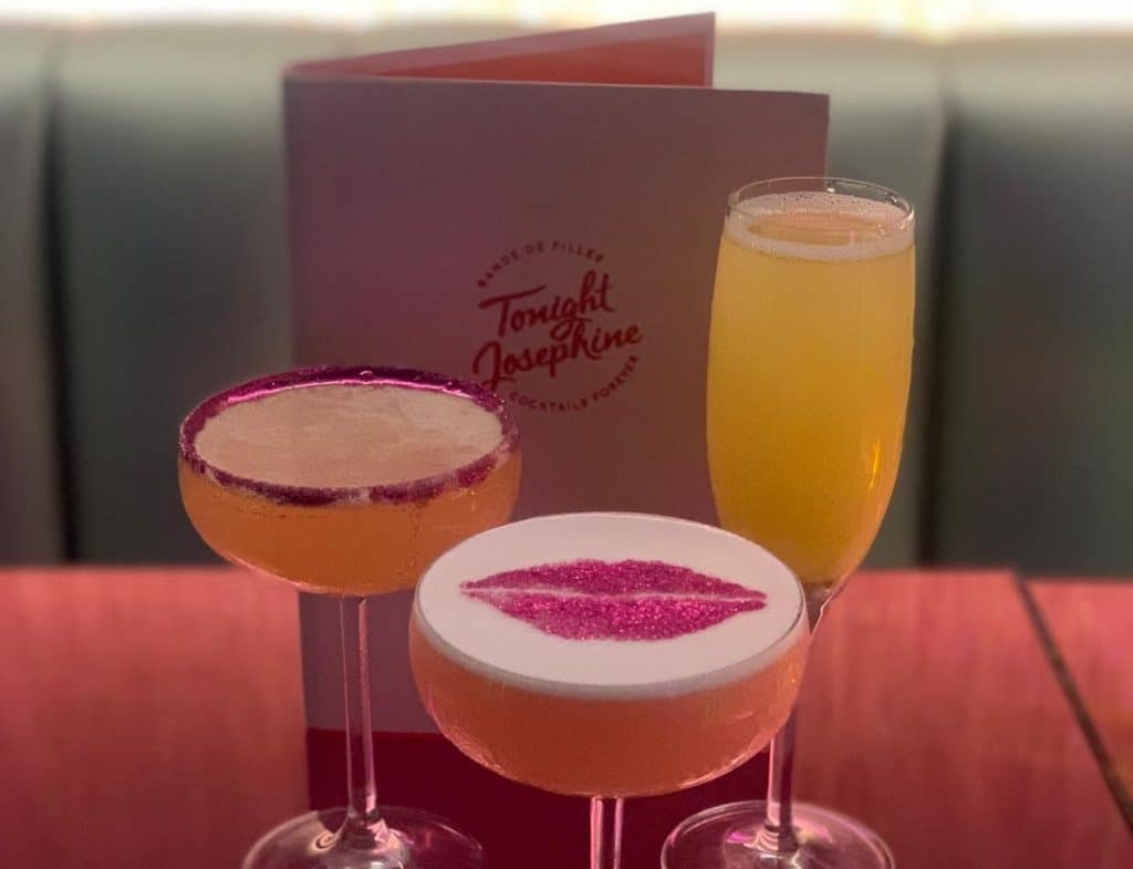 Tonight Josephine's Totally Fetch Afternoon Tea Comes With Bottomless Cocktails