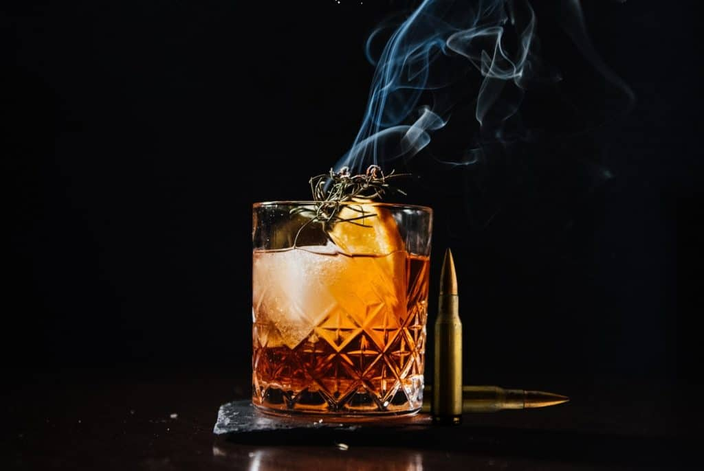 This Unforgettable Cocktail Experience Invites You To A Meeting Of Criminal Masterminds