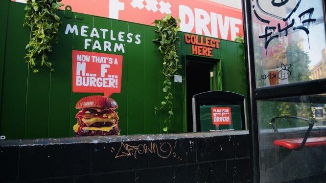 Meat Free Drive Thru 2