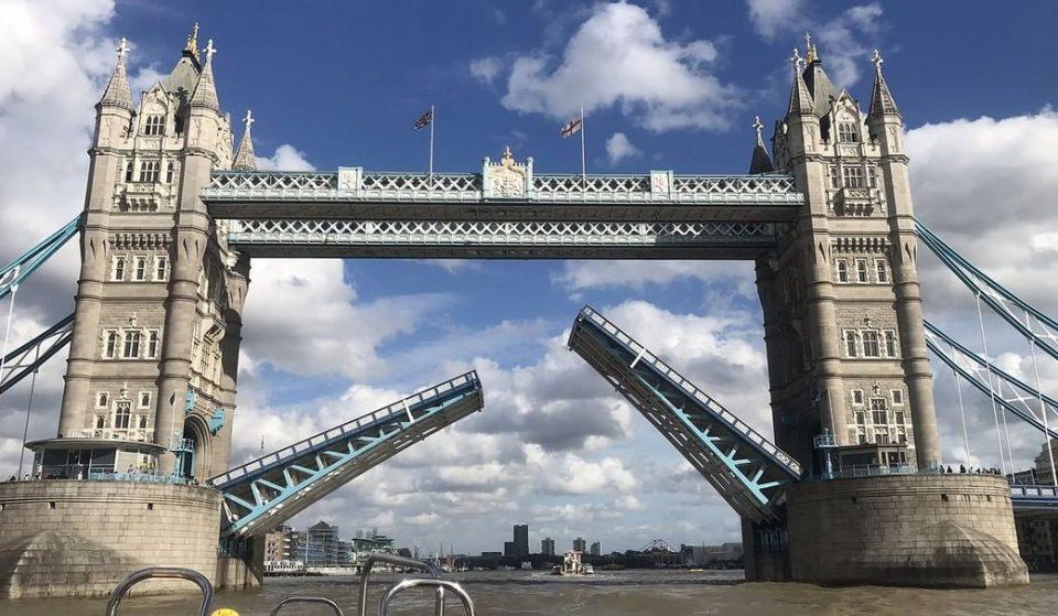 Tower Bridge Reopens After Being Stuck Open For Twelve Hours