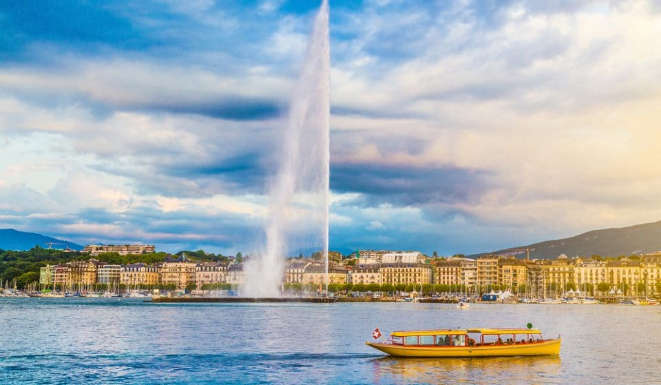 Geneva Is Giving Tourists £84 Spending Money With Absolutely No Catch