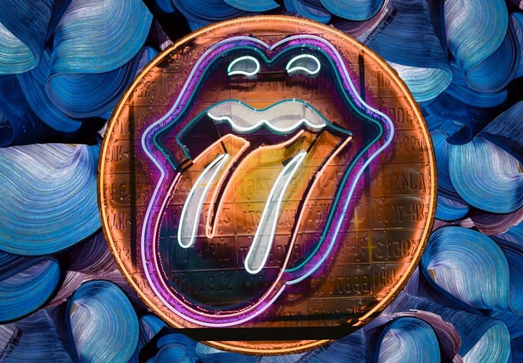 Rolling Stones Symbol