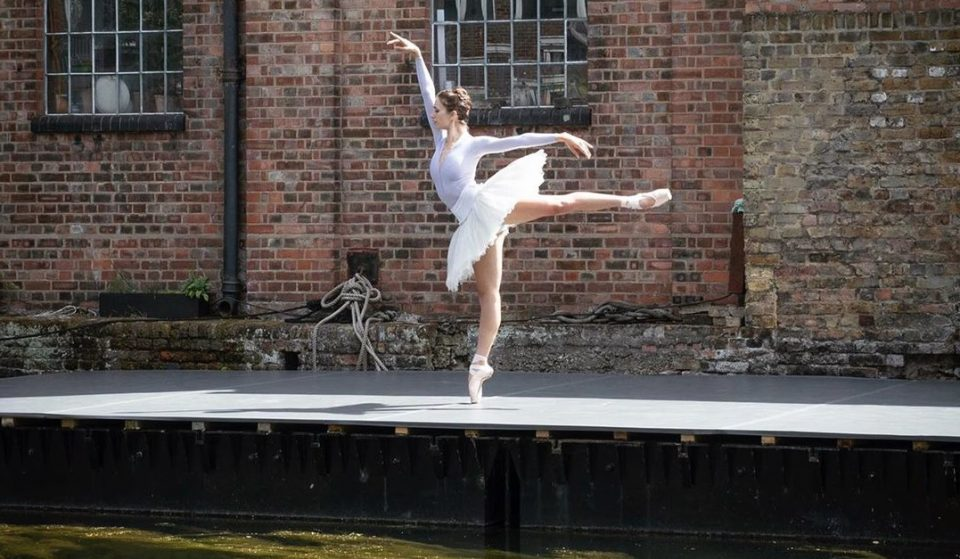 Dancers From The Royal Ballet Are Putting On Free Shows Alongside Regent's Canal