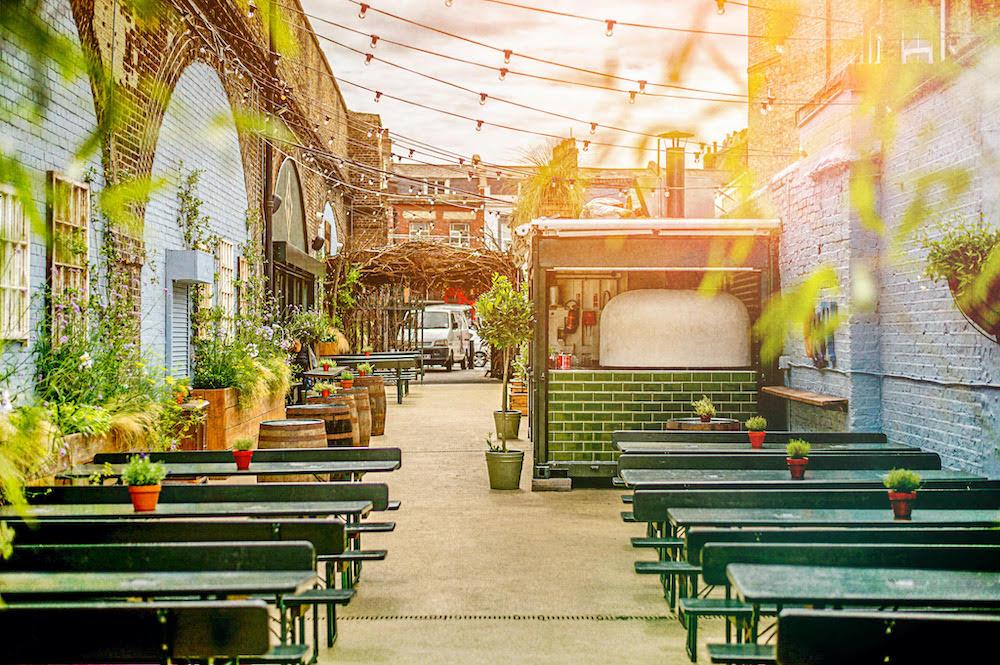 An Italian Street Food Spot Has Opened Beneath A Railway Arch In West London