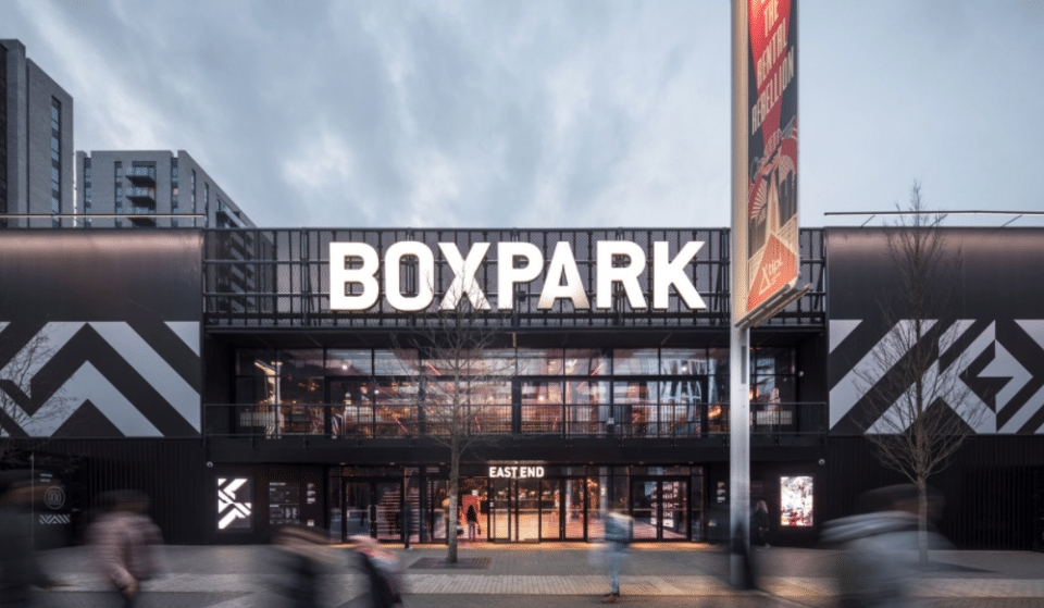 London's Boxparks Are Hosting A Series Of Unmissable Film Nights