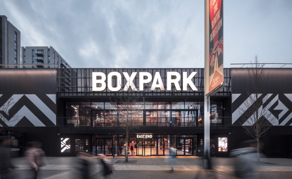 Boxpark Film Club