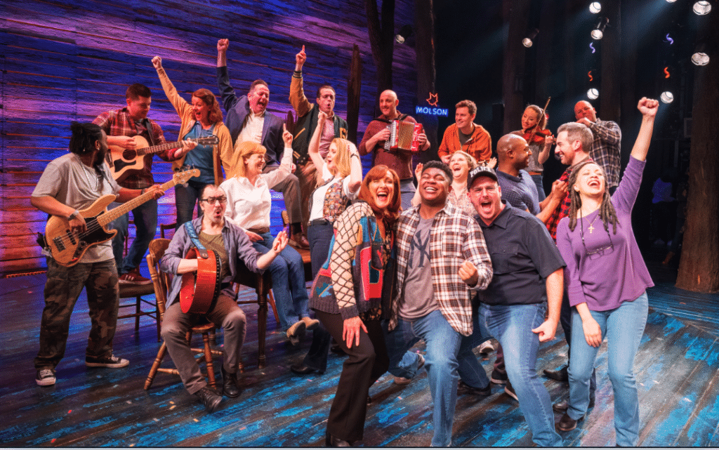Come From Away Happy