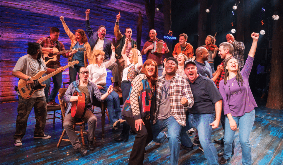 Hit West End Musical 'Come From Away' Is Being Adapted Into A Film