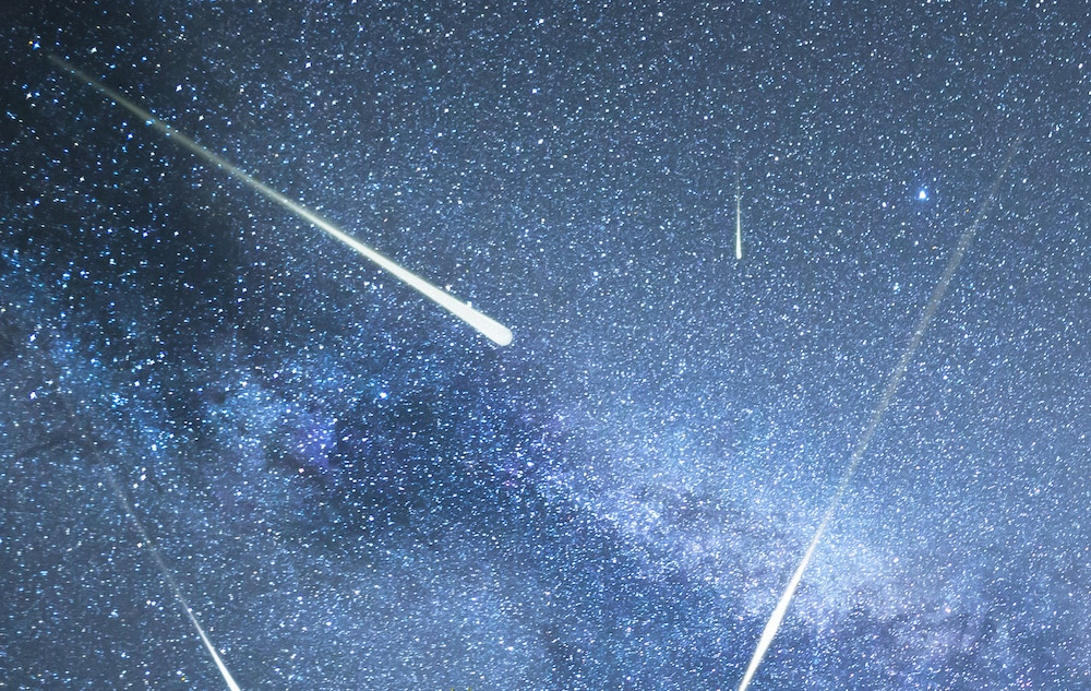 Here's How To Spot The Magical Perseid Meteor Shower From London