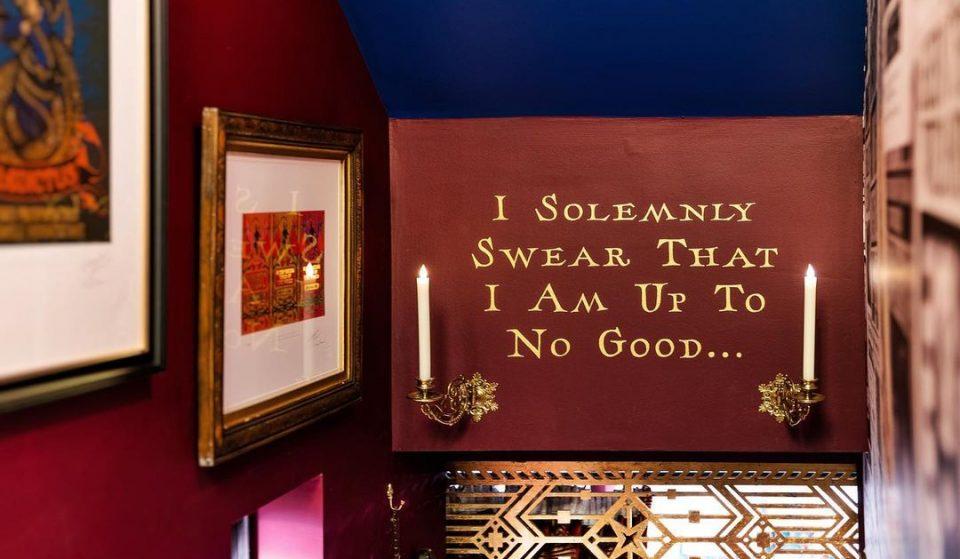 The Spellbinding Soho Shop Full Of Harry Potter Memorabilia • House Of MinaLima