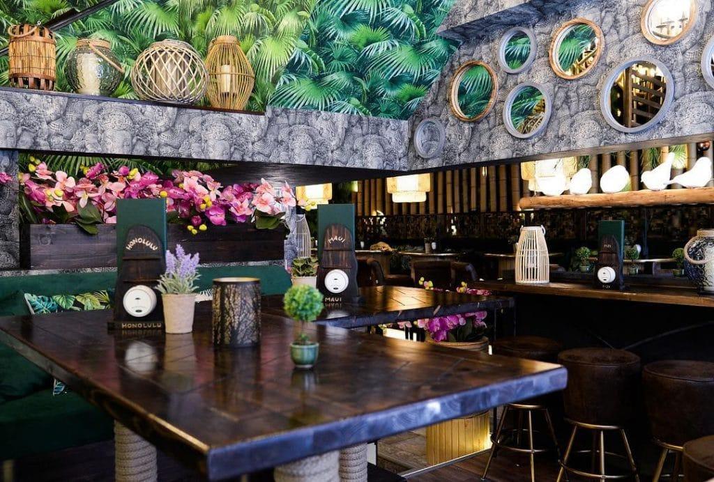Prettiest bars