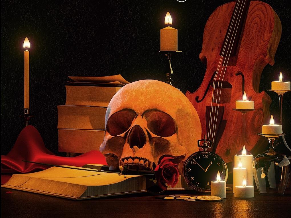 Halloween Candlelight