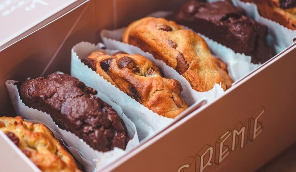 Enjoy The Most Incredibly Indulgent Cookies At This Soho Dessert Parlour • Crème
