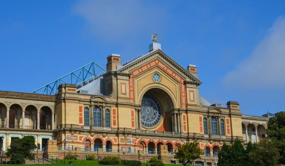 Alexandra Palace Is Back With A New Season Of Live Music, Comedy, And Theatre