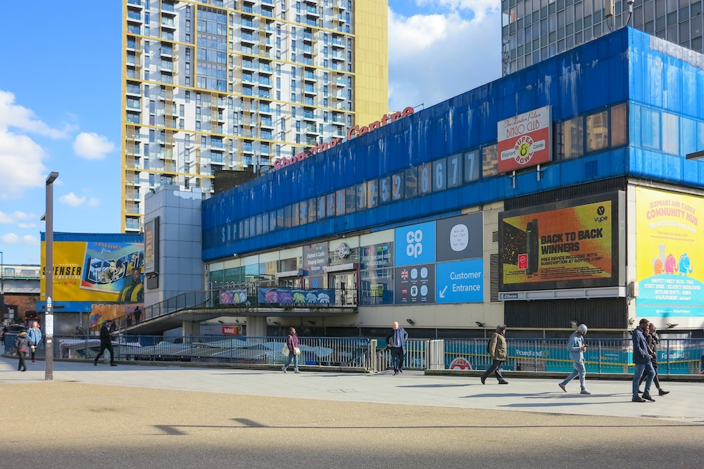 Elephant & Castle Shopping Centre Has Closed Its Doors For Good