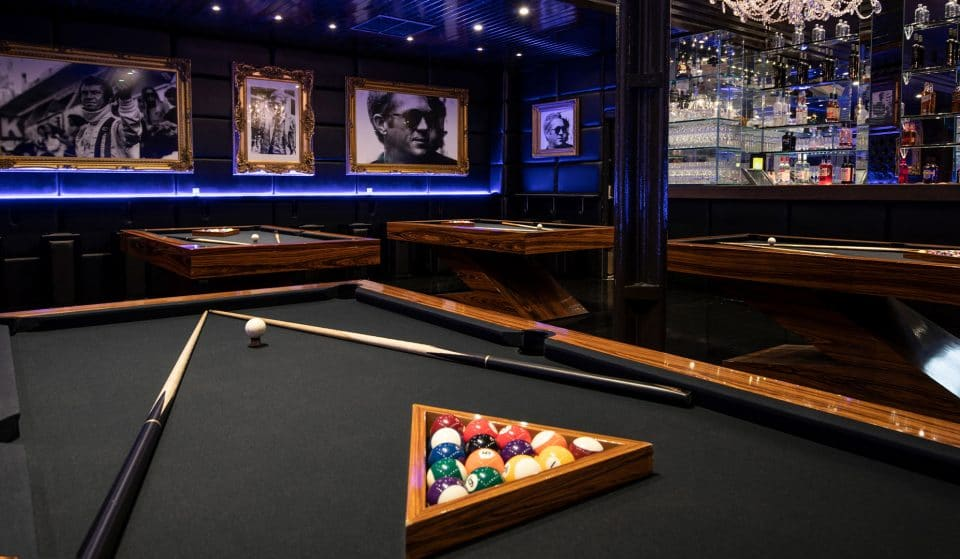 Shoreditch Is Home To A Seriously Swanky Pool Bar • Q Shoreditch